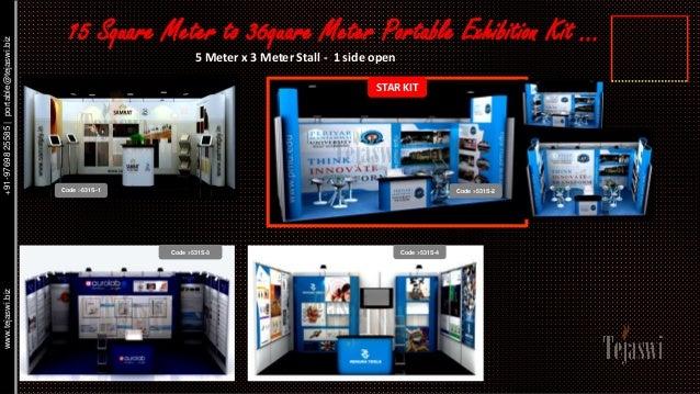Portable Exhibition Kit Store Maharashtra : Portable exhibition kit solution catalogue