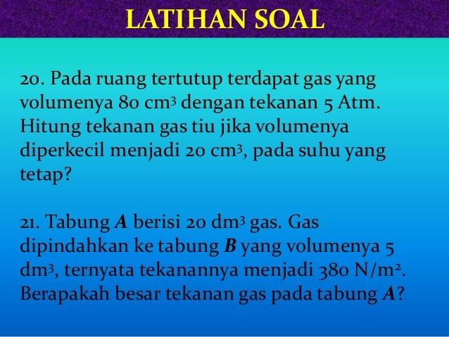 Tekanan Zat Padat,Cair dan Gas