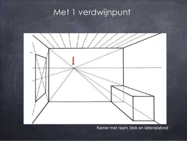 Perspectief Tekenen Woonkamer. Projectie With Perspectief Tekenen ...