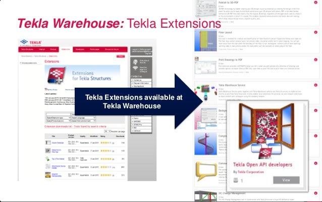 Lithuania Tekla User Day 2015: Tekla Account, Tekla Services, Tekla M…