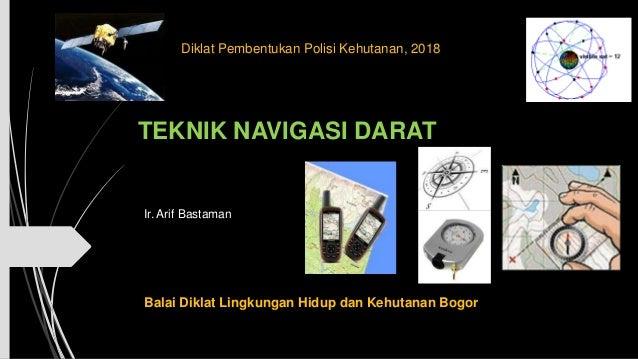 Materi Navigasi Darat Ebook