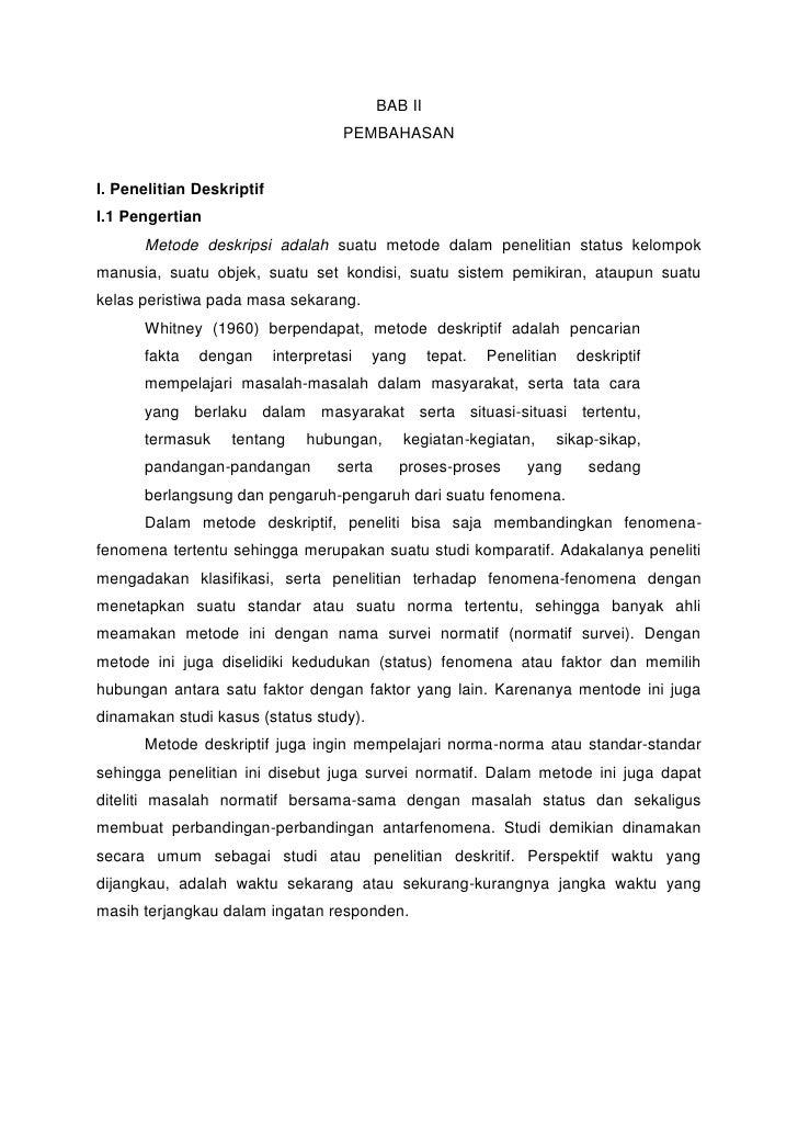 Doc Bab Iii Skripsi Kualitatif Ratna Nur Academia Edu