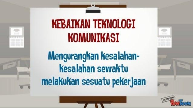 TEKNOLOGI KOMUNIKASI (TITAS)