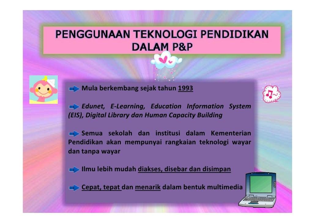 Mulaberkembangsejaktahun1993       Edunet, E‐Learning, Education Information System (EIS),DigitalLibrarydanHu...