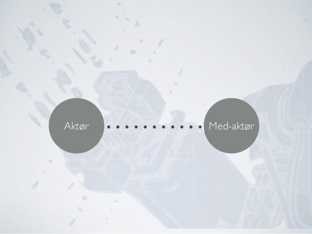 Aktant/ Maskine Aktant/ Maskine Smartboard-læreriPad-elev