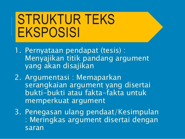 Teks eksposisi (Bahasa Indonesia) Citra Pramita