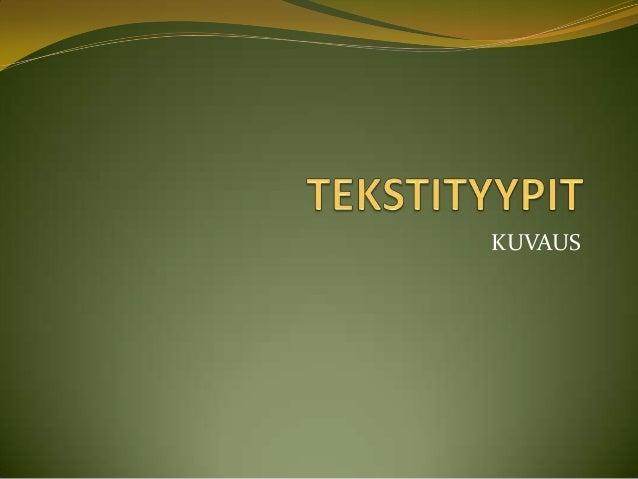 KUVAUS