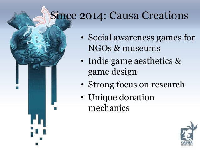 DocuGames Experiments With Fundraising And Game Design - Docu games