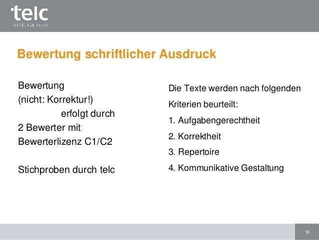 Redemittel Brief Schreiben C1 Telc Deutsch C Hochschule