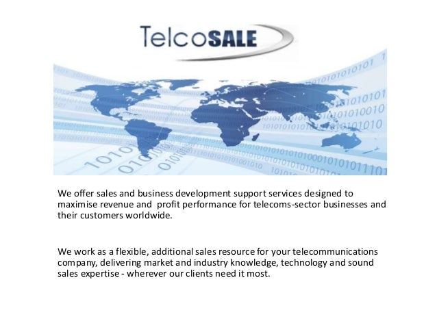 training and development in the telecommunication sector The mobile telecommunications industry in ssa: provides an overview of the  role the mobile  roll out unconscious bias training and mentorship programs.