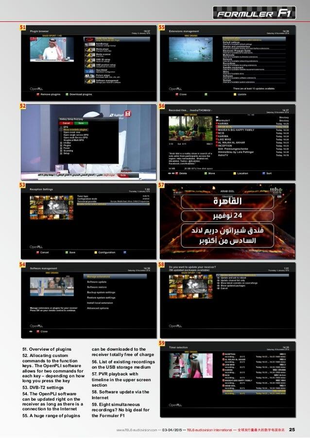 TELE-audiovision 1503