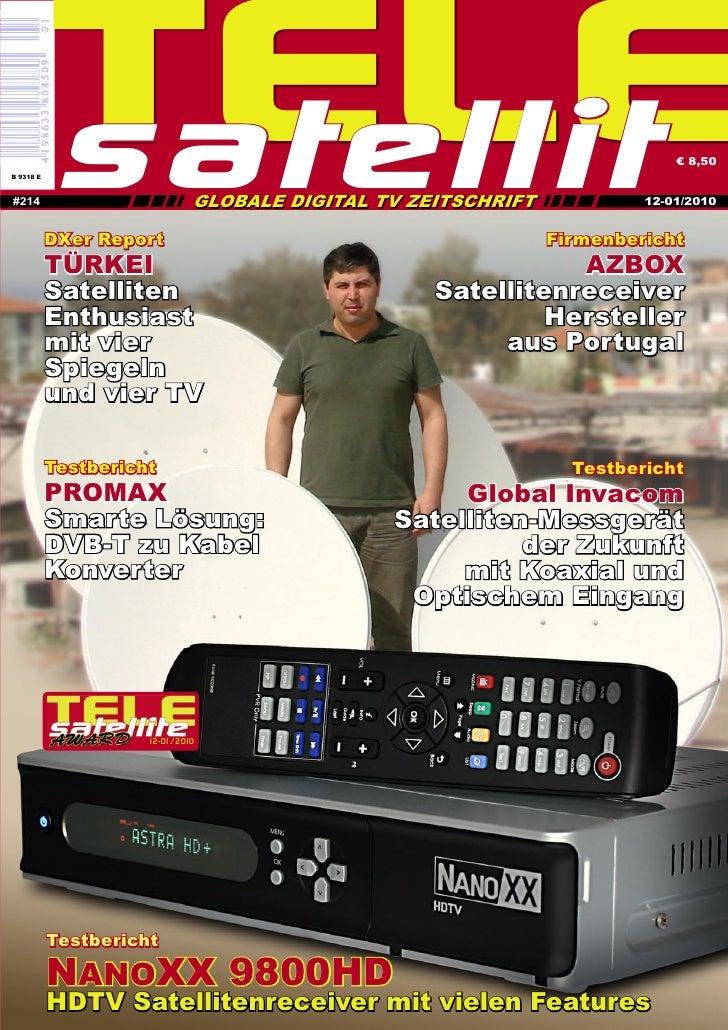deu TELE-satellite 1001
