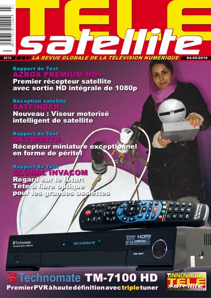 fra TELE-satellite 1005