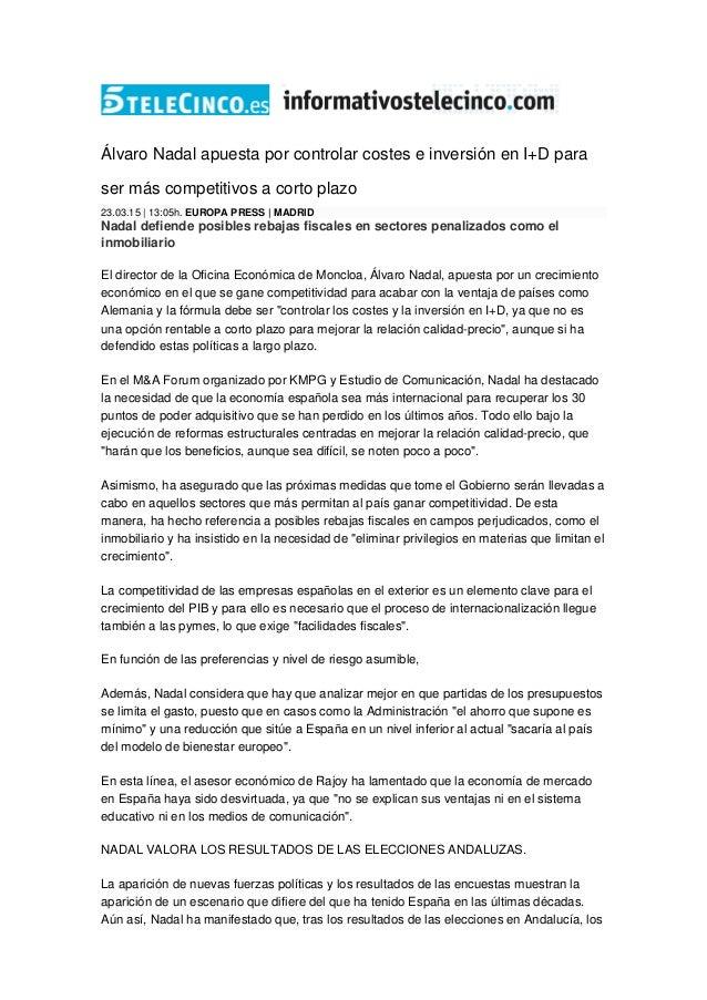 MAForum en telecinco.es
