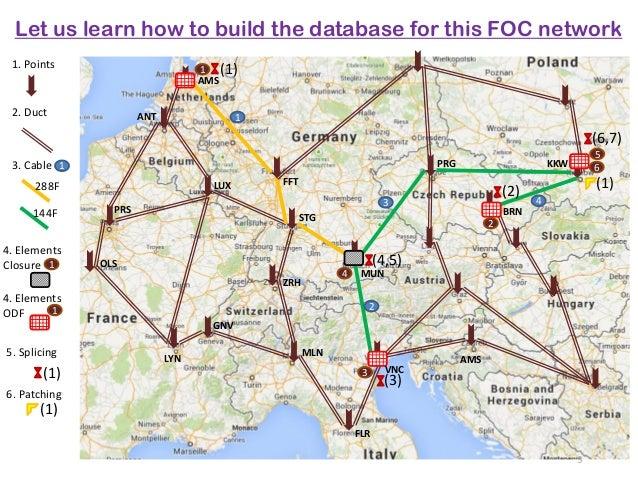 Telecom FiberopticcablingdatabasemodelFTTX - Us fiber optic map