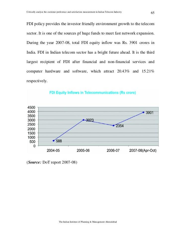 Dissertation on telecom industry
