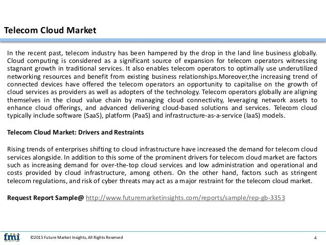 the rise of cloud computing in telecommunication industry essay Gartner's ongoing examination of real-world cloud computing service use allows leveraging salesforcecom's forcecom for work management, we examine how a major wireless telecommunications r&d company d-link makes aggressive move to the cloud case study: mohawk fine papers uses a.