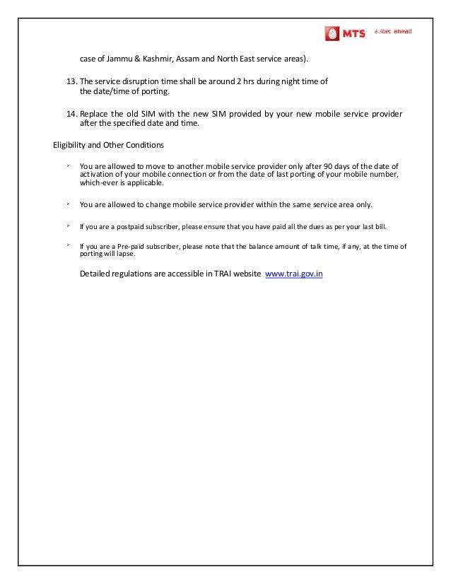 Amrapali Complaints - Telecom consumer charter