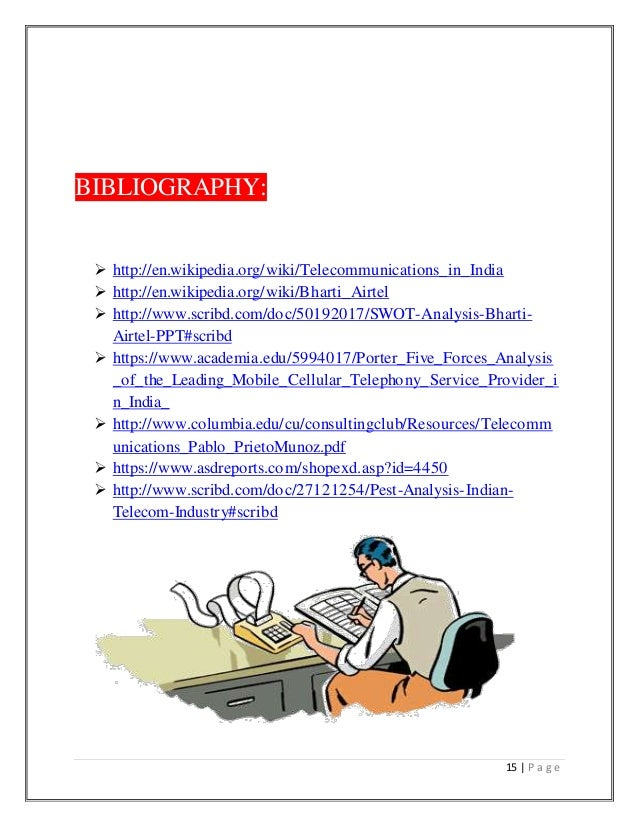 Swot analysis of indian telecom industry