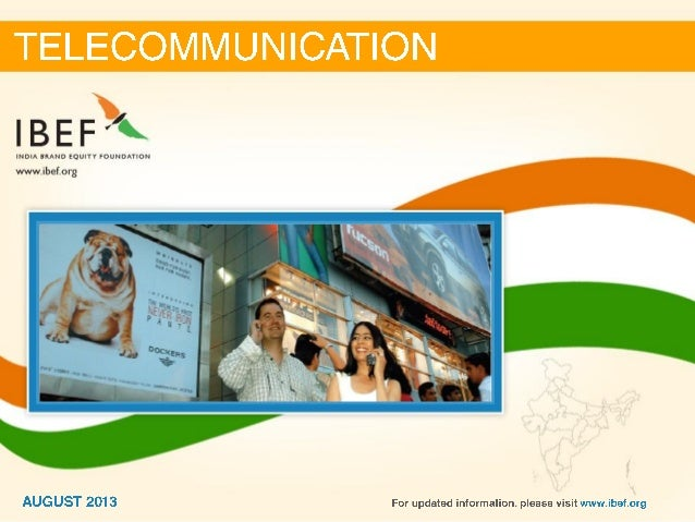project report on telecom sector in india 4 management summary this report provides information on india on behalf of the implementation of the decisions for life project in that country.