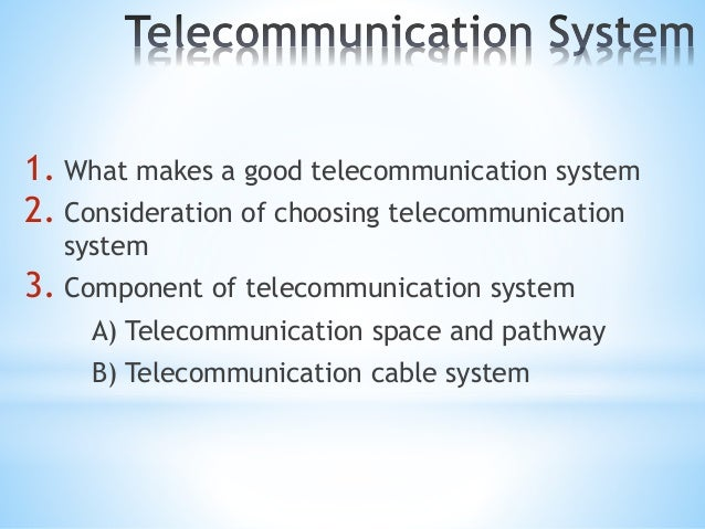 telecommunication for high rise building presentation, Powerpoint templates