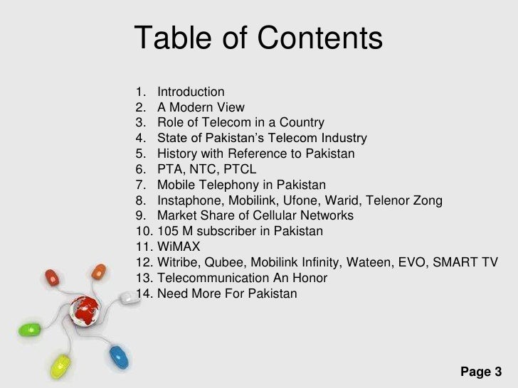 telecommunication industry in pakistan Taimur sikander has written an interesting article for dawn about the long way  that telecom has come in pakistan and the impact of mobile.
