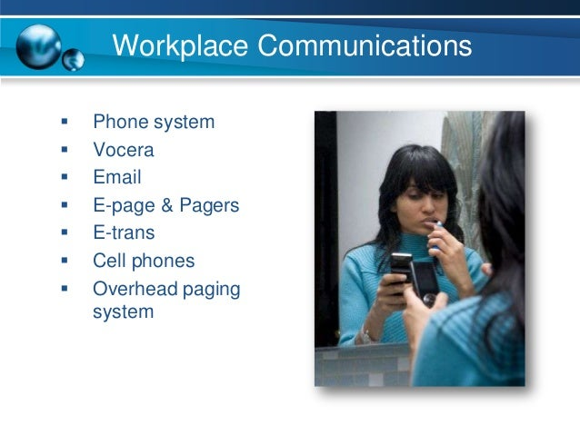 workplace telecommunications essay Impacts of information technology on society in the  market structure, workplace, labour  manufacturing to other nations and rely on telecommunications to.