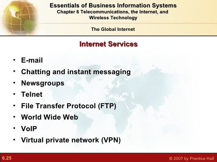 telecommunications the internet and wireless technology essay Assess the business value of wireless technology and important wireless  the  communications standard used to transfer pages on the web is called  to  create paragraphs in your essay response, type  at the beginning of the.
