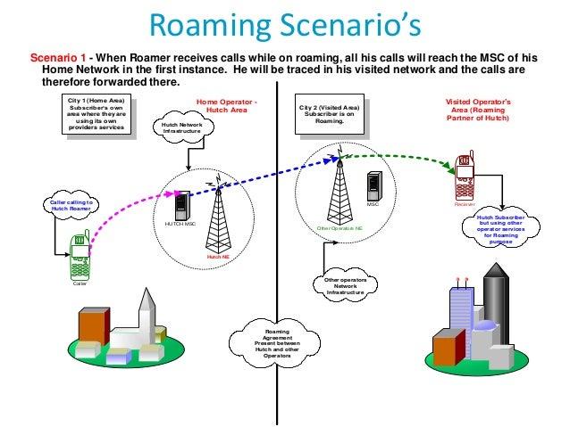 telecom roaming overview