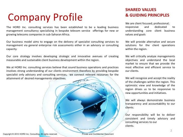 Telecom Service Assurance Solutions Slide 2