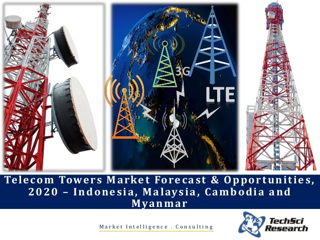 Telecom Towers Market Forecast and Opportunities, 2020 - Indonesia, M…