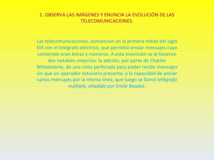 Telecomunicaciones Slide 3
