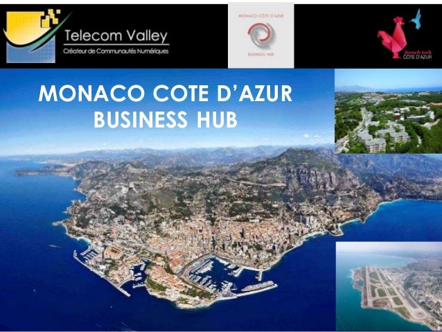 25 Sept.2014 MONACO COTE D'AZUR BUSINESS HUB