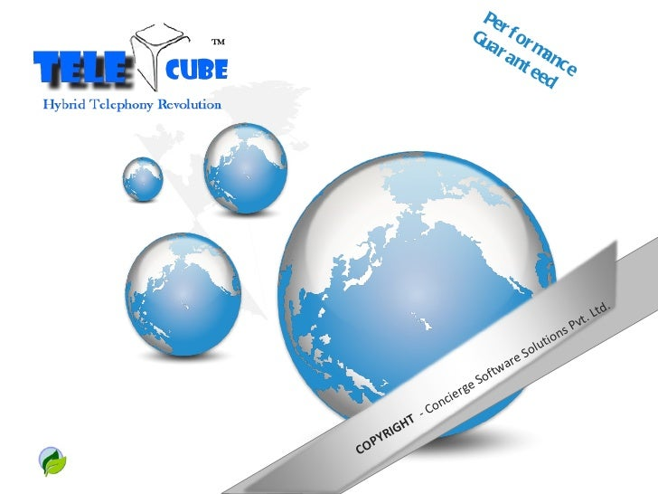 Performance Guaranteed COPYRIGHT   - Concierge Software Solutions Pvt. Ltd.