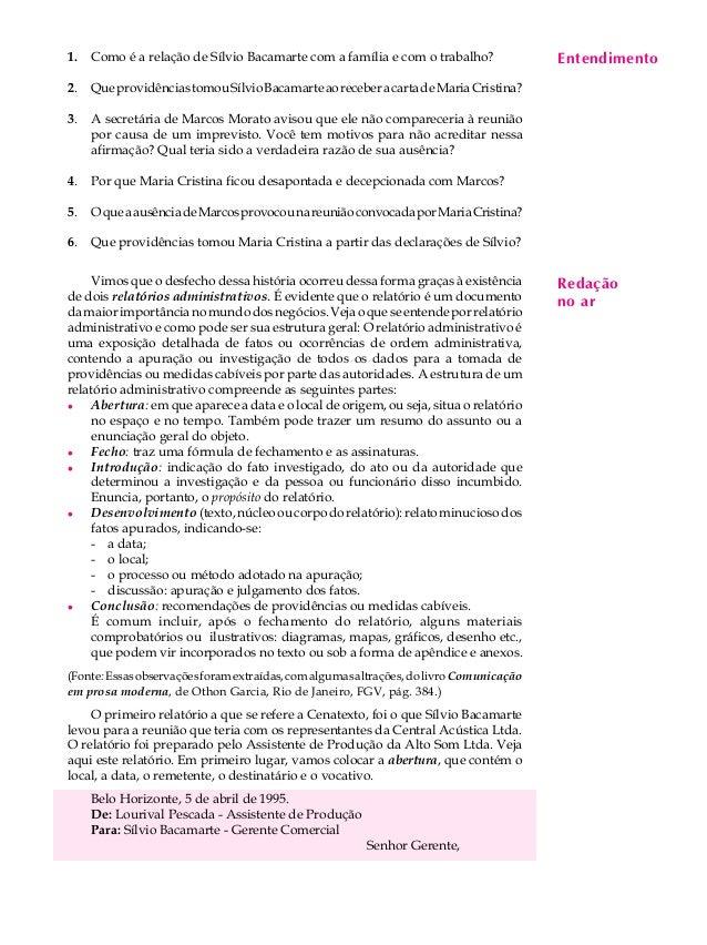 apostila telecurso 2000 ensino medio portugues