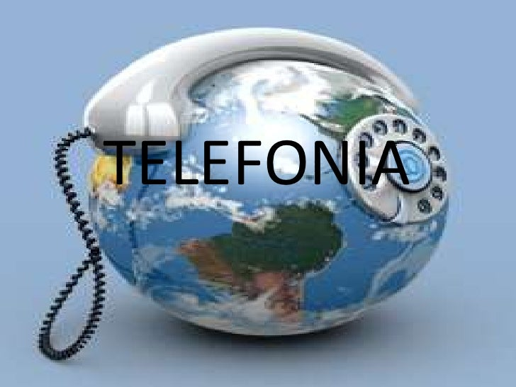 TELEFONIA<br />