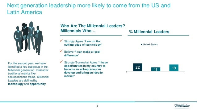 5 Next generation leadership more likely to come from the US and Latin America For the second year, we have identified a k...