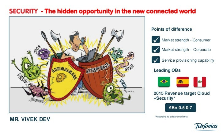 - The hidden opportunity in the new connected world                                              Points of difference     ...