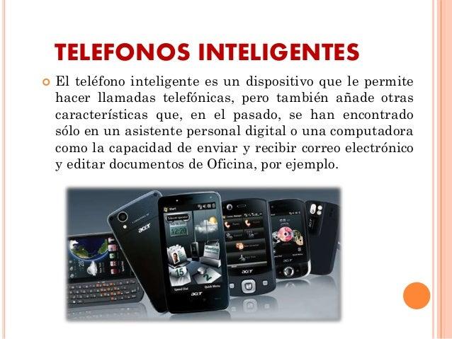 Telefonos inteligentes for Telefono oficina de correos