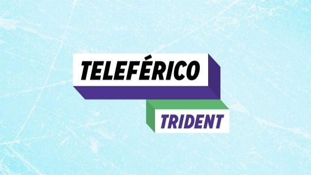 Para relançar o Trident Fresh, em pleno verão pernambucano, foi criada uma ação que instalou um teleférico, equipamento de...