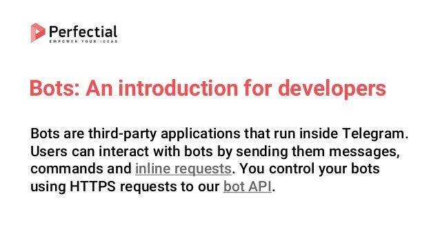 Telegram bots Slide 2
