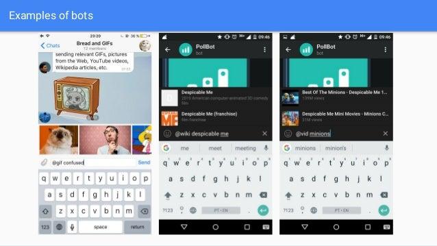 Telegram bots with python why not- v2 0