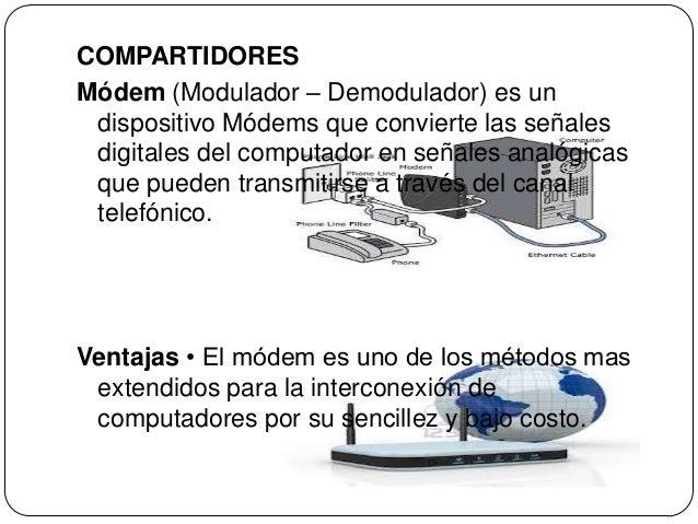  Hubs (Concentradores) Son elementos óequipos electrónicos de una red muy básicos quepermiten la interconexión de variasc...