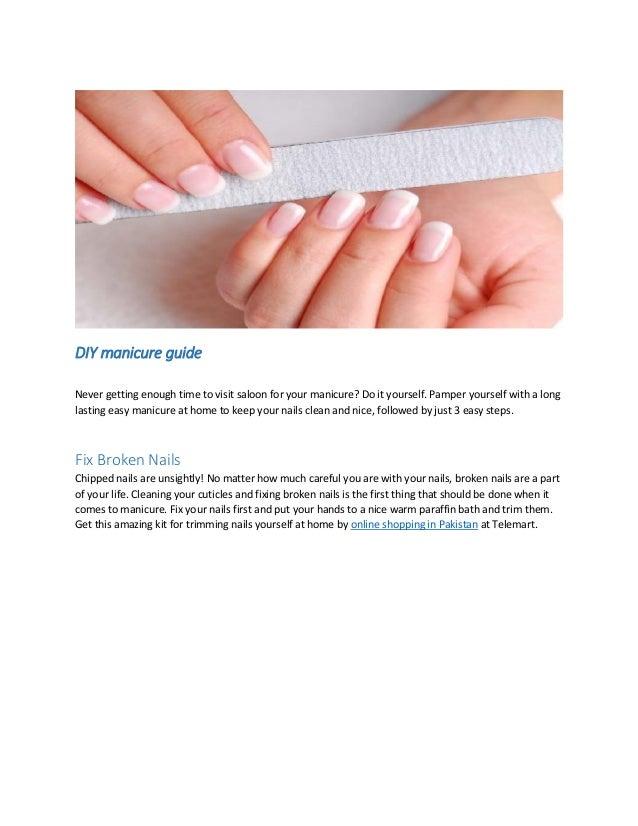 Diy manicure hacks hireability diy manicure hacks solutioingenieria Choice Image
