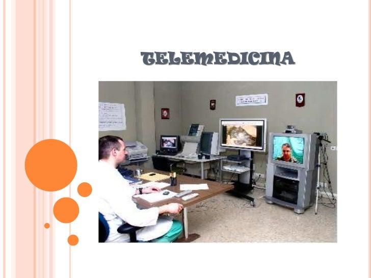 TELEMEDICINA<br />