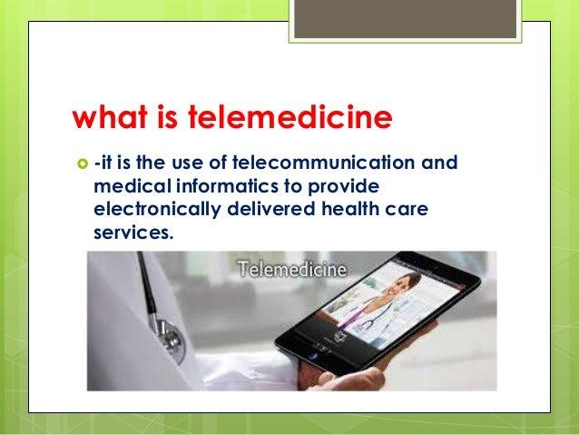 Telemedicine Slide 2