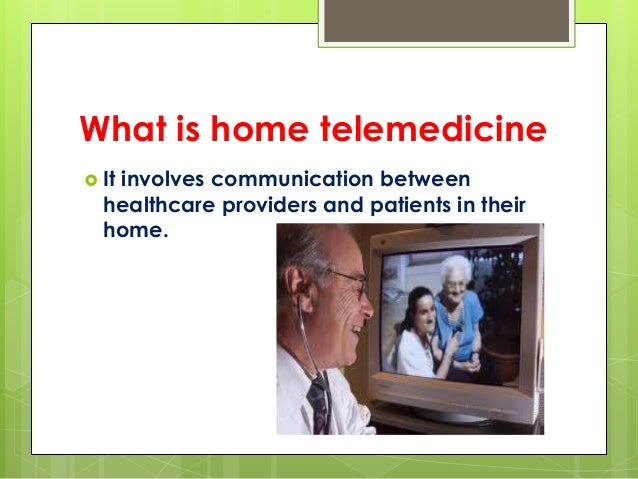 Telemedicine Slide 3