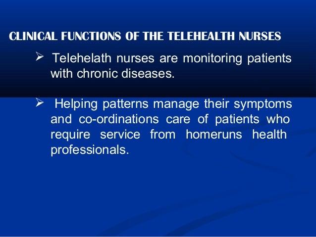 telehealth in nursing practice
