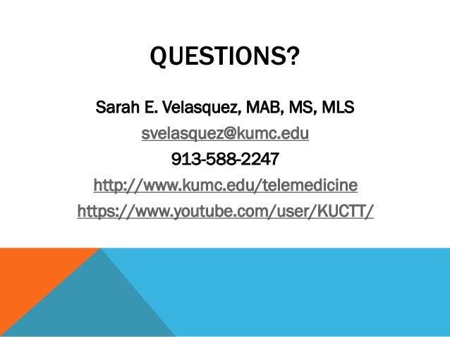 Telemedicine & Telehealth in KS