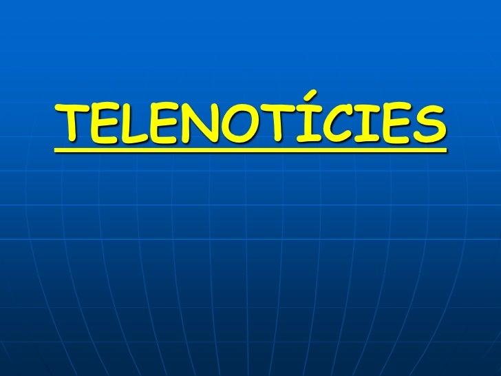 TELENOTÍCIES